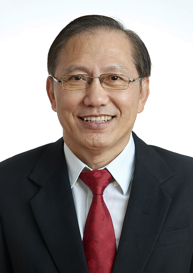 Mr. Raymond Seh-Guan GOH profile and gallery at HONORARY Distinction Holders Page