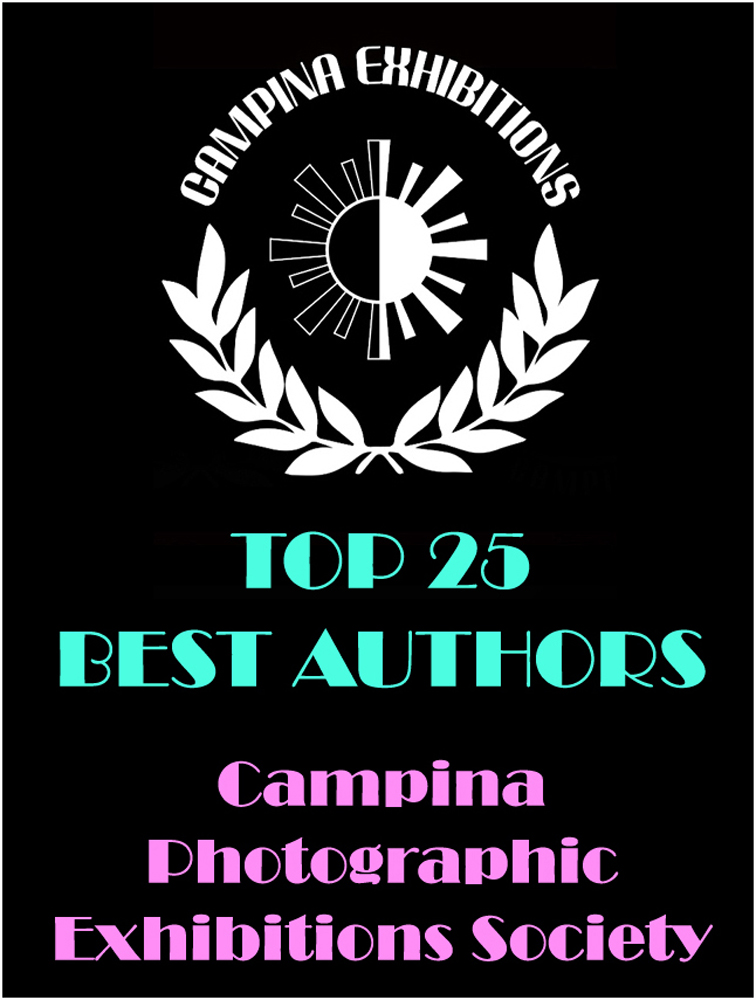 NEW! TOP 25 BEST AUTHORS of Campina Photographic Exhibitions Society!